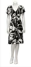 M by Madonna at H & M Monochrome 50's Tea Dress Size EUR 38 Size 12 UK BNWOT