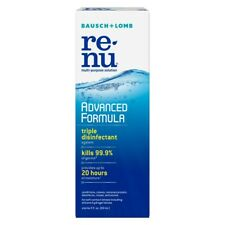 Bausch + Lomb ReNu Multi-Purpose Advanced Formula Solution, 2 Fl.OZ