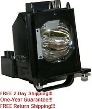 Mitsubishi WD-73737 TV Lamp In Housing For TV 915B403001 Replacement Bulb OEM US