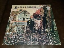 Black Sabbath s/t vertigo Singapore Gatefold 70's