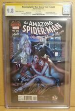 AMAZING SPIDER-MAN RENEW YOUR VOWS #2 CGC 9.8 SS SIGNED J. SCOTT CAMPBELL