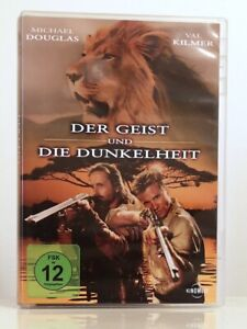The Ghost and the Darkness (1996) DVD - German release w/English audio