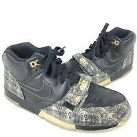 Nike Air Mens Trainer 1 MID PRM QS Paid In Full 607081 002 Shoes Size US 10