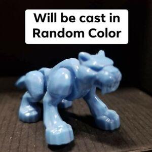 Custom Cast In Random Color Creature compatible with WoW Mega Construx