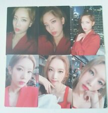 """MONTHLY GIRL LOONA KimLip 6 Photocard SET - Official MD Showcase of LOONA """"#"""""""