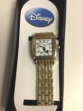 Disney Mickey Mouse Women Stainless Steel Watch (No Batteries)