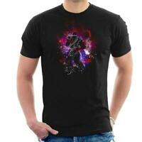 Street Fighter Ryu Silhouette Men's T-Shirt