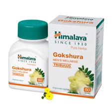 Himalaya Pure Herbs Gokshura Improves vigour Tribulus terrestris 60 Tablets