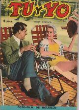 Fotofilm de Bolsillo N° 5/1959 - Tu y Yo, Cary Grant Deborah Kerr Leo McCarey