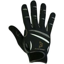 BIONIC GLOVES Men's Beast Mode Fitness Gloves Size: 2X Large Black