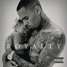Chris Brown - Royalty (Deluxe Version) (NEW CD)