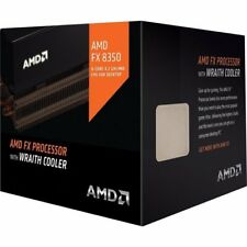 AMD FX8350 Black Edition AM3+ 8 Core CPU with Wraith Cooler