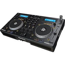 Numark MixDeck Express Premium DJ Controller with CD & USB Playback Dual Tray
