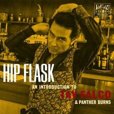 Tav Falco / Panther - Hip Flask: Introduction to Tav Falco & Panther Bur [New CD