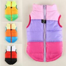 Waterproof Small Pet Dog Cat Puppy Vest Coat Winter Warm Clothes Jacket Apparel