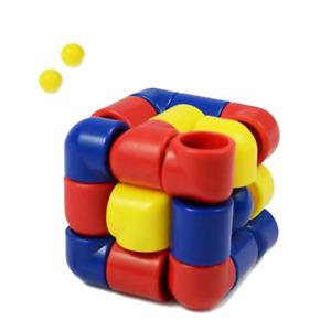 Cubix Tube Moveable Marble Maze