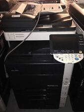 Untested as is Konica Minolta Bizhub C550 Copier Printer Scanner Network USB