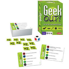 Geek Out Game by PlayRoom Entertainment NEW
