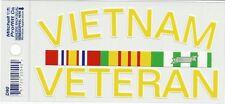 Vietnam Veteran Decal - Outside Application