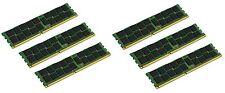 NOT FOR PC/MAC! NEW! 48GB 6x8GB Memory ECC REG PC3-12800 DDR3-1600 for Servers