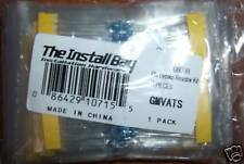 The Install Bay GM VATS Bypass Kit Installer 15 Pack Car Remote Start Resistors