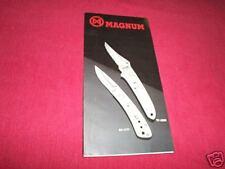 Vintage Magnum Knife Cutlery Folder