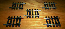 Hornby 00 Gauge Steel Track R610 Quarter straight x5