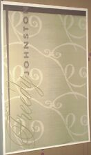 Freedy Johnston RARE 1994 ORIGINAL CONCERT GIG POSTER 17x11 Card Stock no-cd/lp
