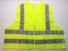 Safety Flag Co 107-1999 3ANSI Class 3 3XL XXXL High Visibility Safety Vest