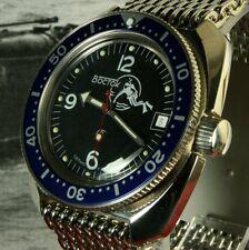 Vostok Amphibian, Amphibia Russian Custom Auto Dive Watch, New, Boxed, UK Seller