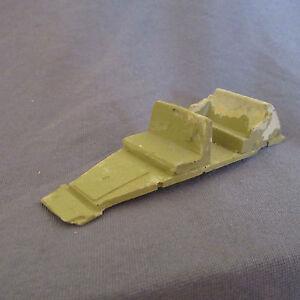 714D Kit Resin Inside Citroën Traction 15cv 1:43