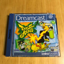Sega Dreamcast - Jet Set Radio