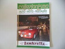 COLLEZIONISMO AUTO MOTO 9/2013 SERVIZI LE AUTO TRABANT/MOTORE STIRLING 1816