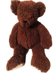 Vermont brown Plush Stuffed Animal Teddy Bear large 18 ins