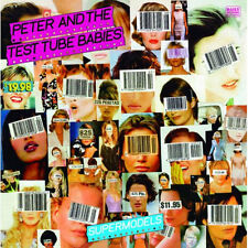 PETER AND THE TEST TUBE BABIES Supermodels LP . punk the clash sex pistols stree