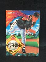 1995 Fleer Pro- Visions Mike Mussina #1 of 6 Orioles HOF MINT