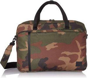 Herschel Gibson Unisex Large Woodland Camo Polyester Messenger Bag 1066500032OS