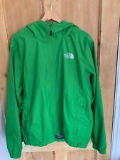 Men's Green The North Face Waterproof Rain Jacket Coat Size L