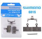 Shimano G01S Resin Disc Brake Pads For Deore SLX XT XTR ZEE M615 M6000 M7000 US
