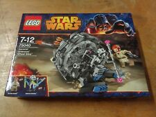 LEGO STAR WARS GENERAL GRIEVOUS WHEEL BIKE N°7504 SCATOLA NUOVA SIGILLATA