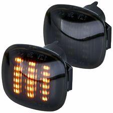 2 REPETITEUR LED AUDI A3 8L 1995-2000 A4 B5 1994-2000 A8 D2 1994-2002 NOIR