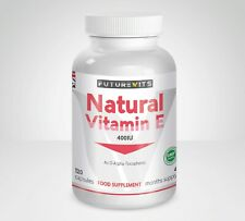 Vitamine E Capsules 120 Bouteille Fournitures Haut Fort 400IU Cheveux Sains Et