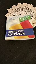 2008 Weightwatchers Dining out edition Points and Core program