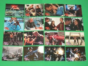 1997 STARSHIP TROOPERS Inkworks Sci-Fi Movie 81 ALIENS Card Set DENISE RICHARDS!
