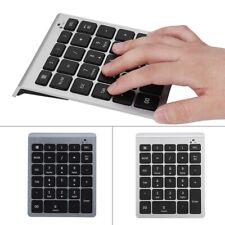 2.4GHz Wireless USB Numeric Keypad Numpad Number 28-key Pad For Laptop Desktop
