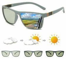 Polarized Men's Chameleon Sun Glasses Flexible Driving Goggles UV400 Fashionable