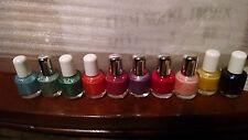 Nail Polish Minis- Lot of Ten Gorgeous Colors