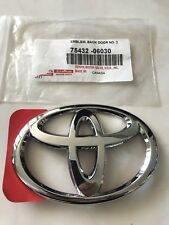 SOLARA TOYOTA SE SLE CONVERTIBLE REAR TRUNK EMBLEM LOGO 06 07 08 NEW IN BAG OEM