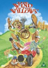 Steve Coogan Stephen FY John Cleese Wind in The Willows 1996 Film RARE UK DVD