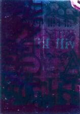 Angel Season 3 Prophecies Foil Puzzle Card PR7